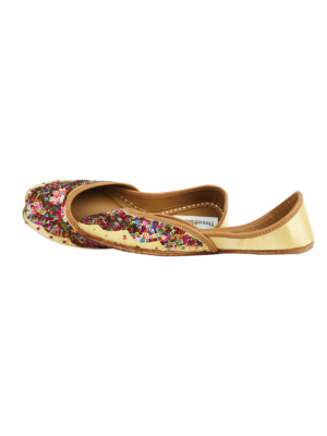 Multicolor Jutti for Women