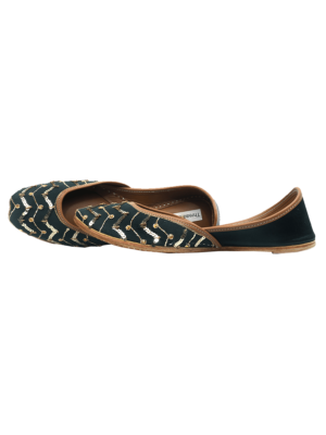 Gold Pine Stylish Jutti for Women